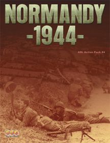 ASL Action Pack #4: Normandy 1944