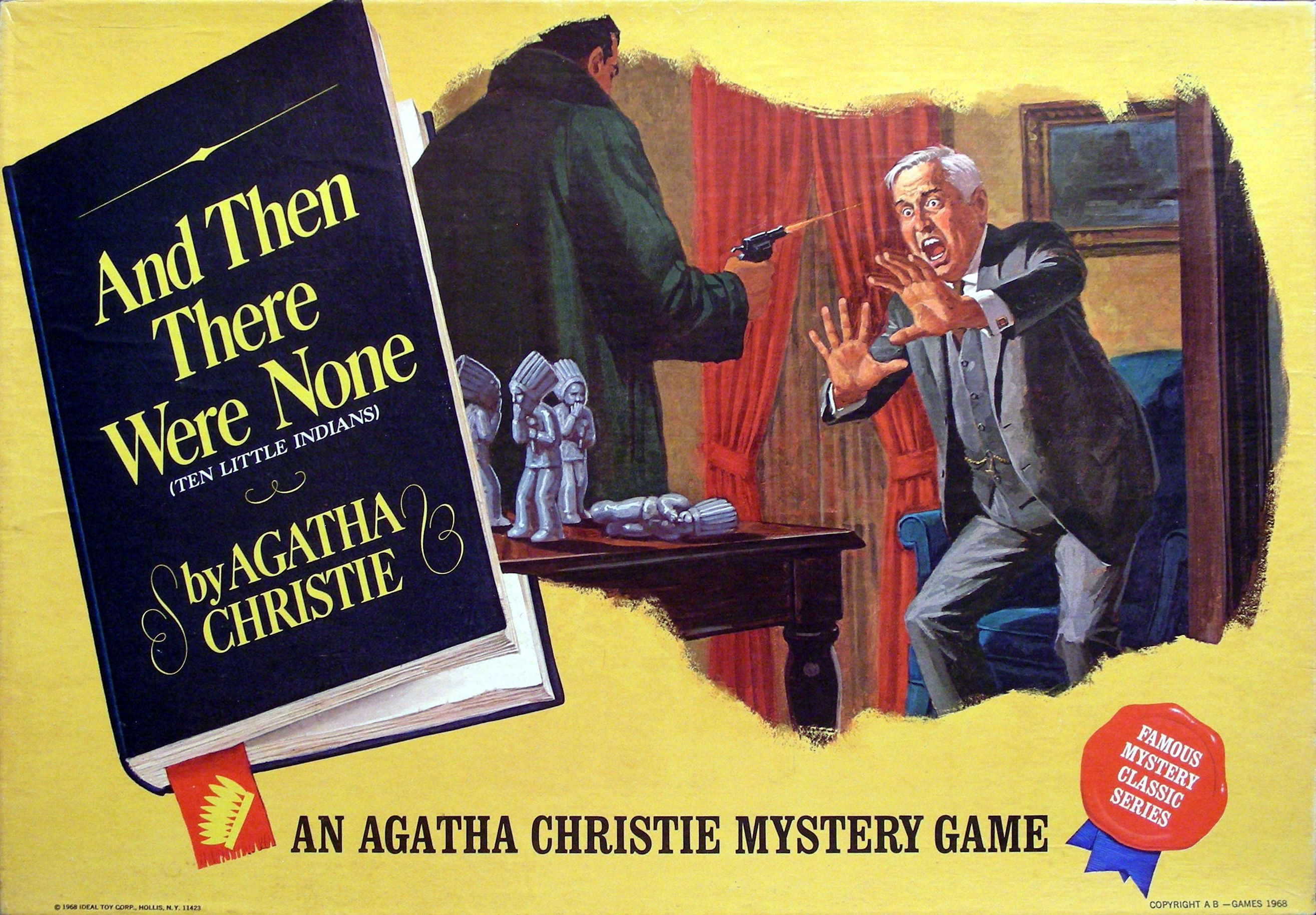 And Then There Were None (Ten Little Indians)