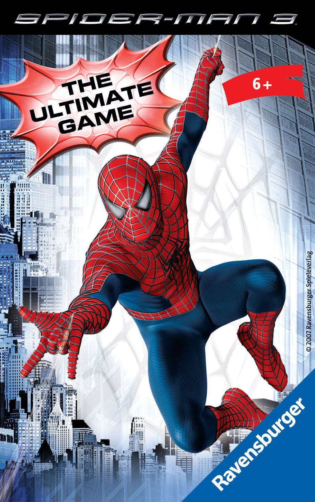 Spider-Man 3: The Ultimate Game