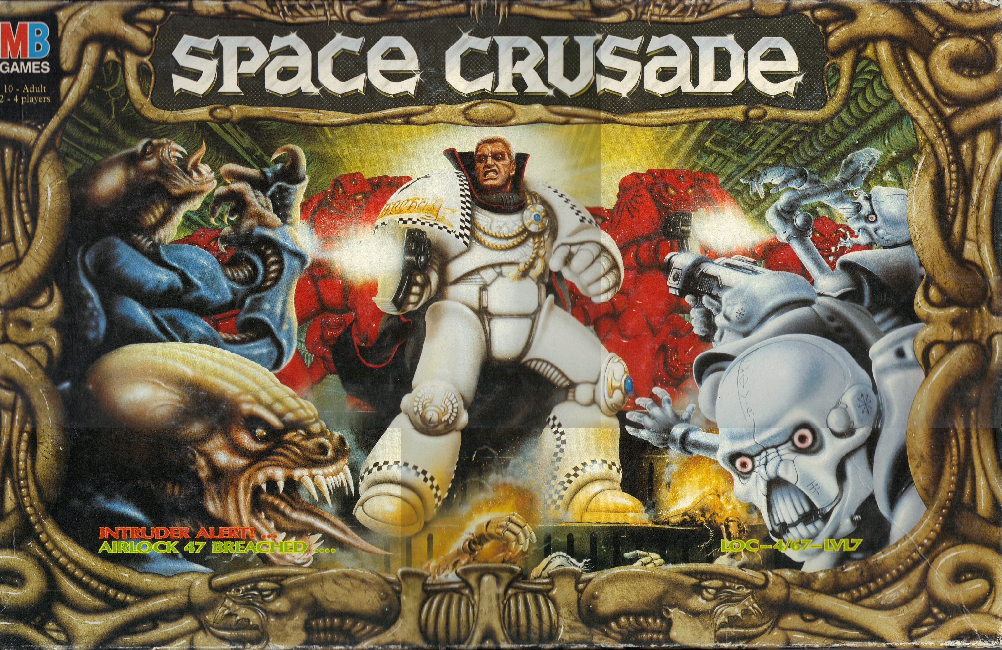 Main image for Space Crusade
