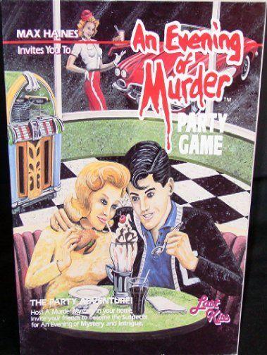 An Evening of Murder: Last Kiss