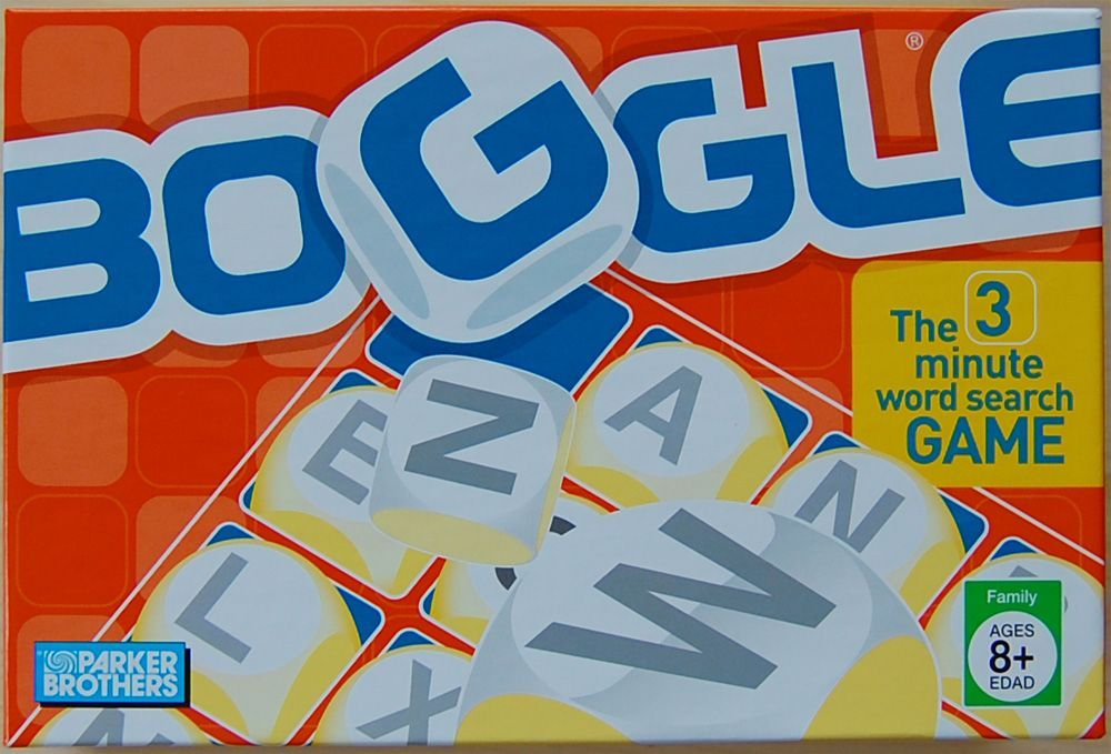 Main image for Boggle