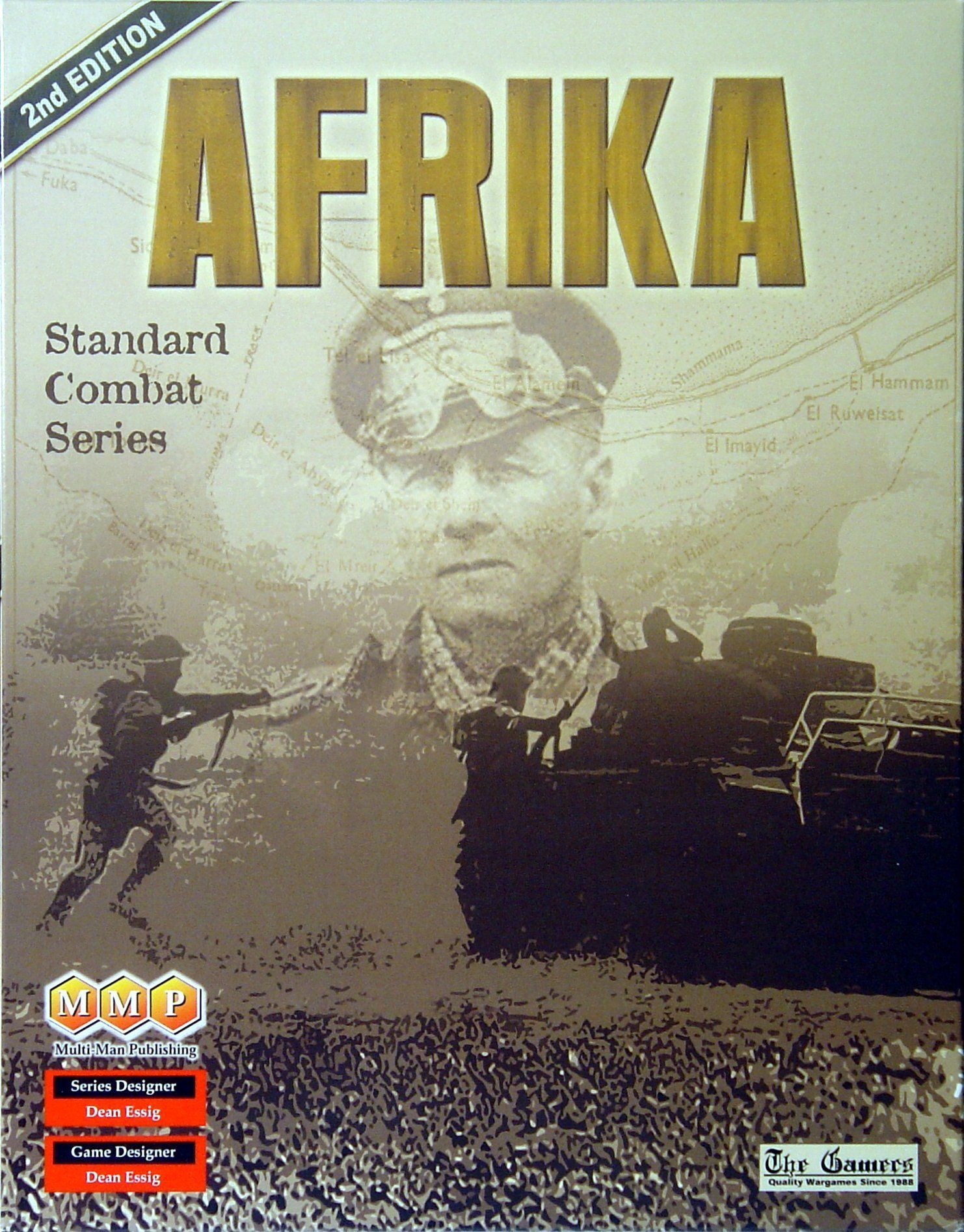 Main image for Afrika (second edition) board game