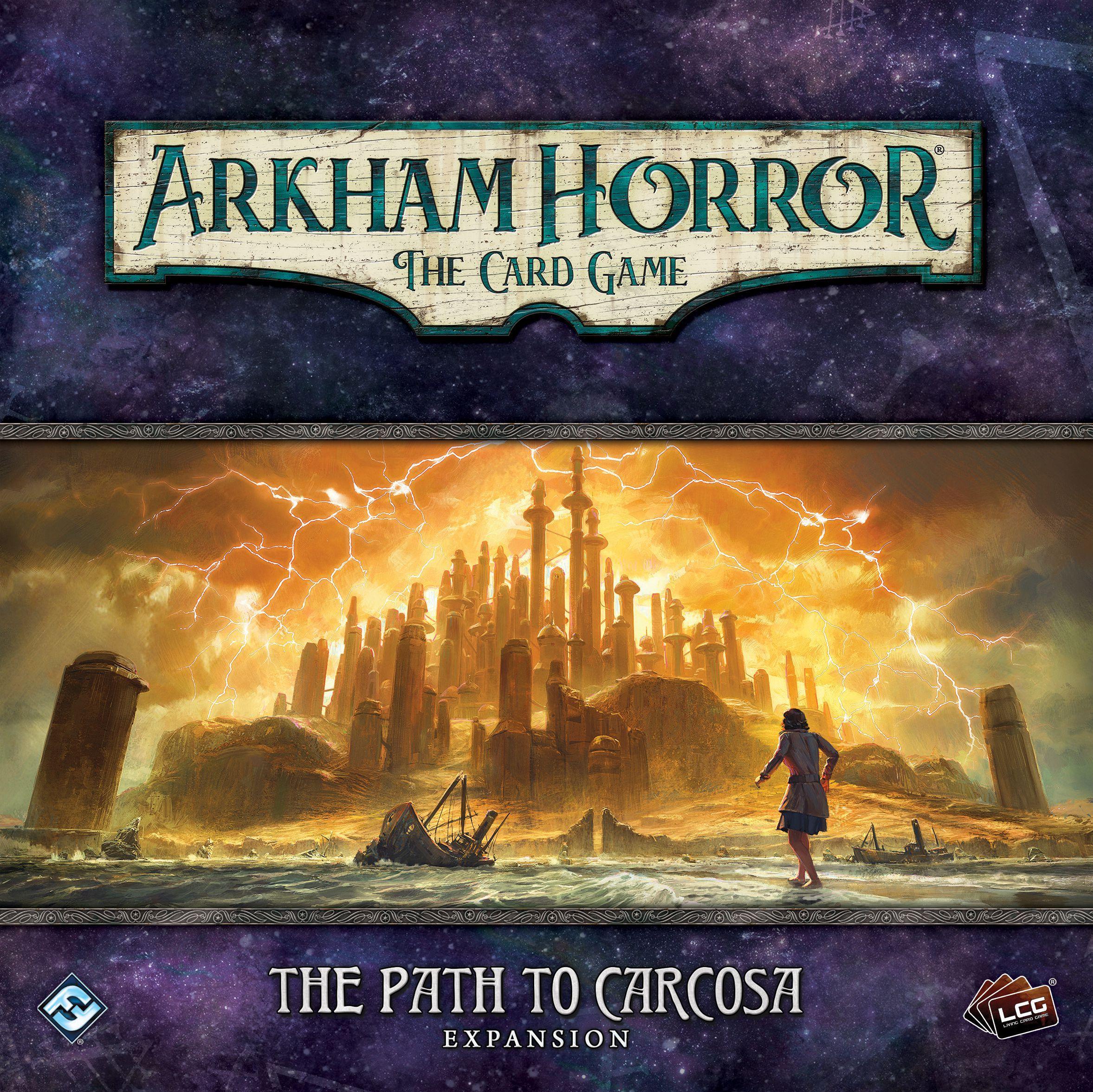 Arkham Horror: Das Kartenspiel – Der Pfad nach Carcosa: Erweiterung