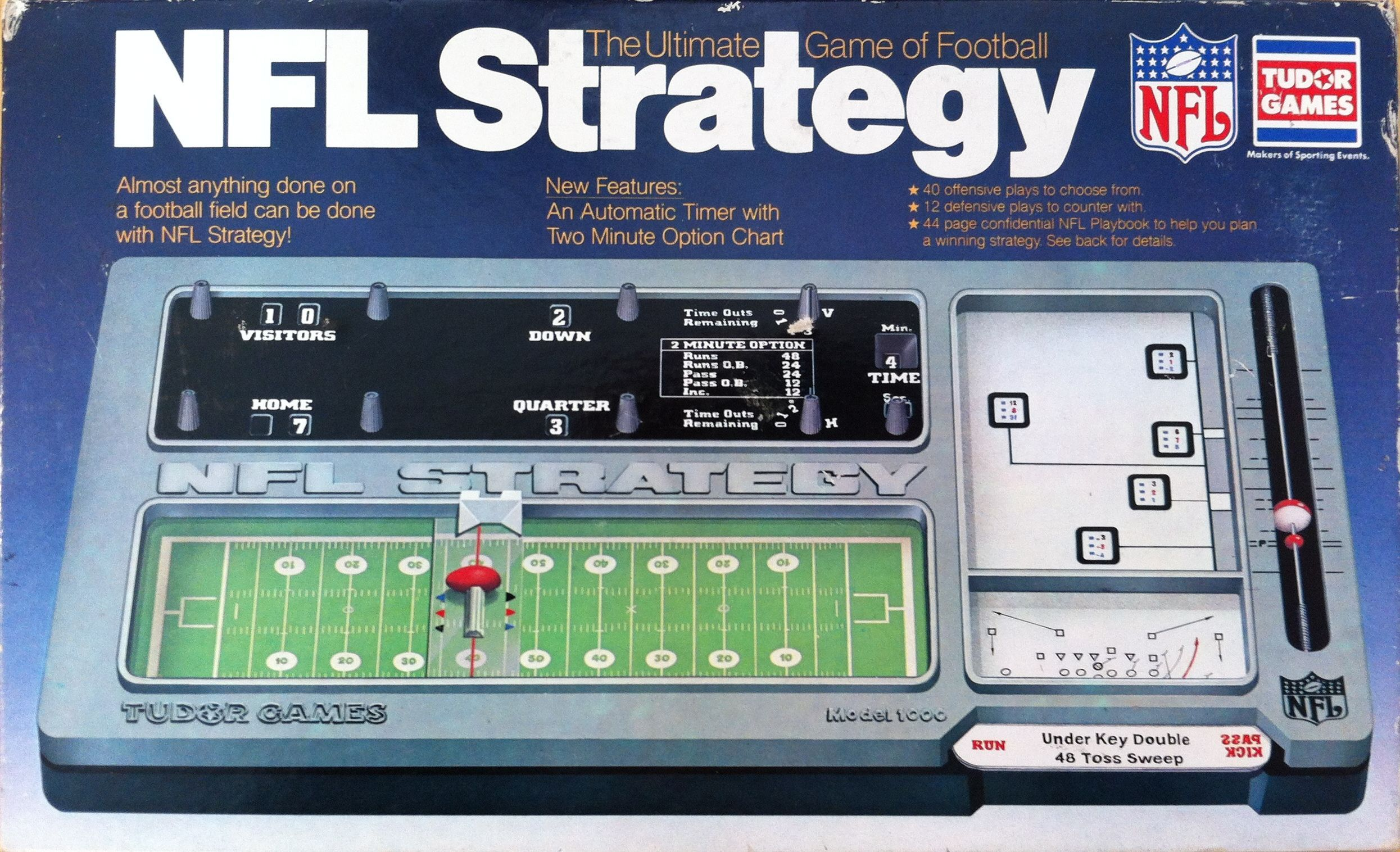 NFL Strategy