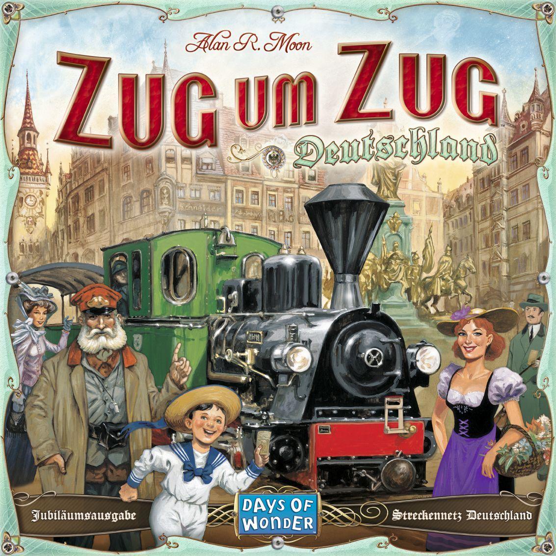 Main image for Zug um Zug: Deutschland