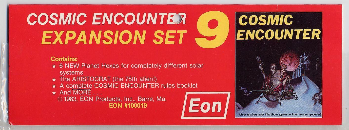 Cosmic Encounter: Expansion Set #9