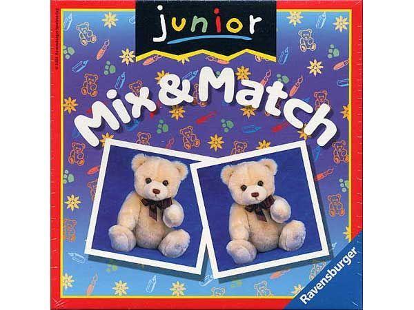 Junior Mix & Match