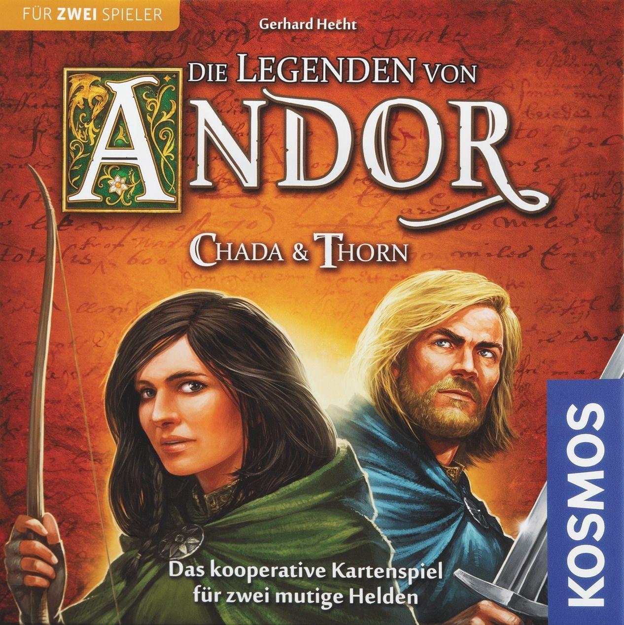 Main image for Die Legenden von Andor: Chada & Thorn