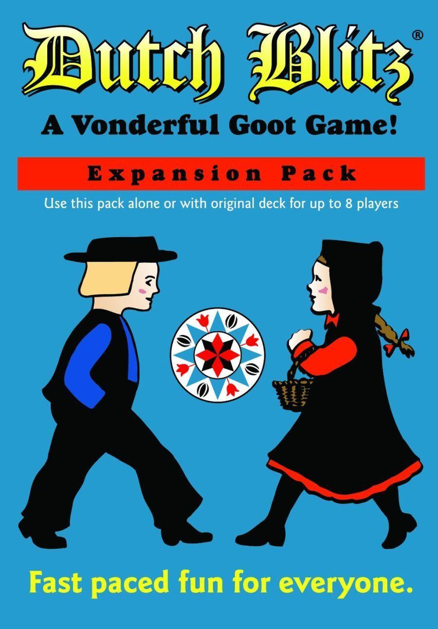 Dutch Blitz: Blue Expansion Pack