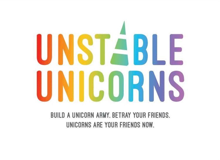 Cover Unstable Unicorns