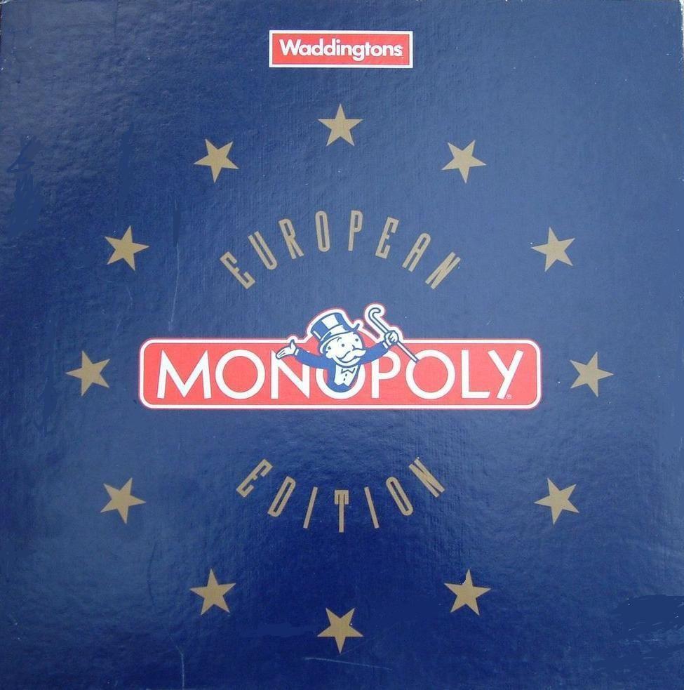 Monopoly: European Edition