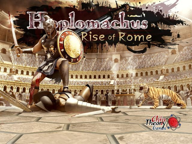 Hoplomachus: Rise of Rome