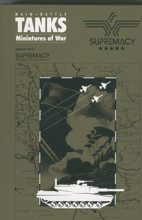 Supremacy: Main Battle Tanks