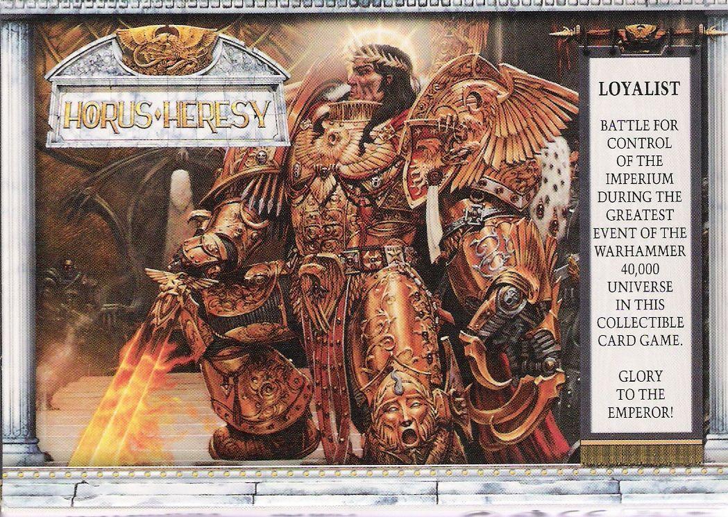 Horus Heresy (2003)