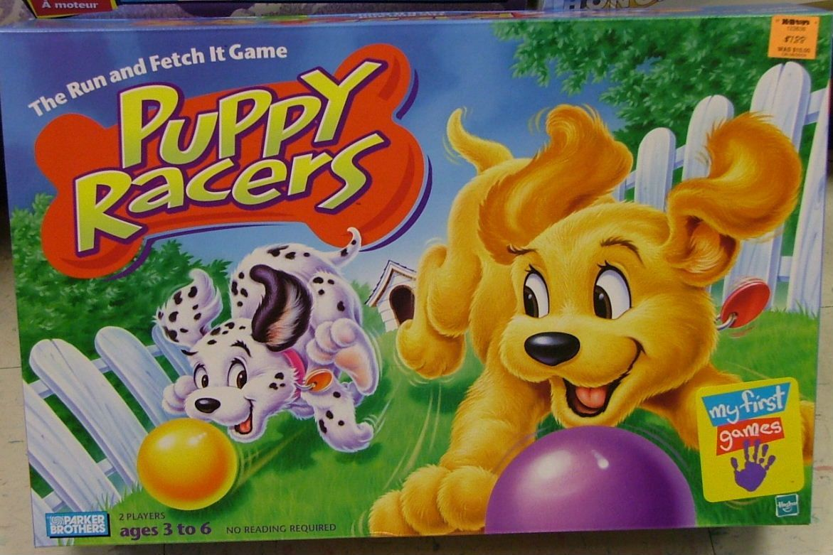 Puppy Racers