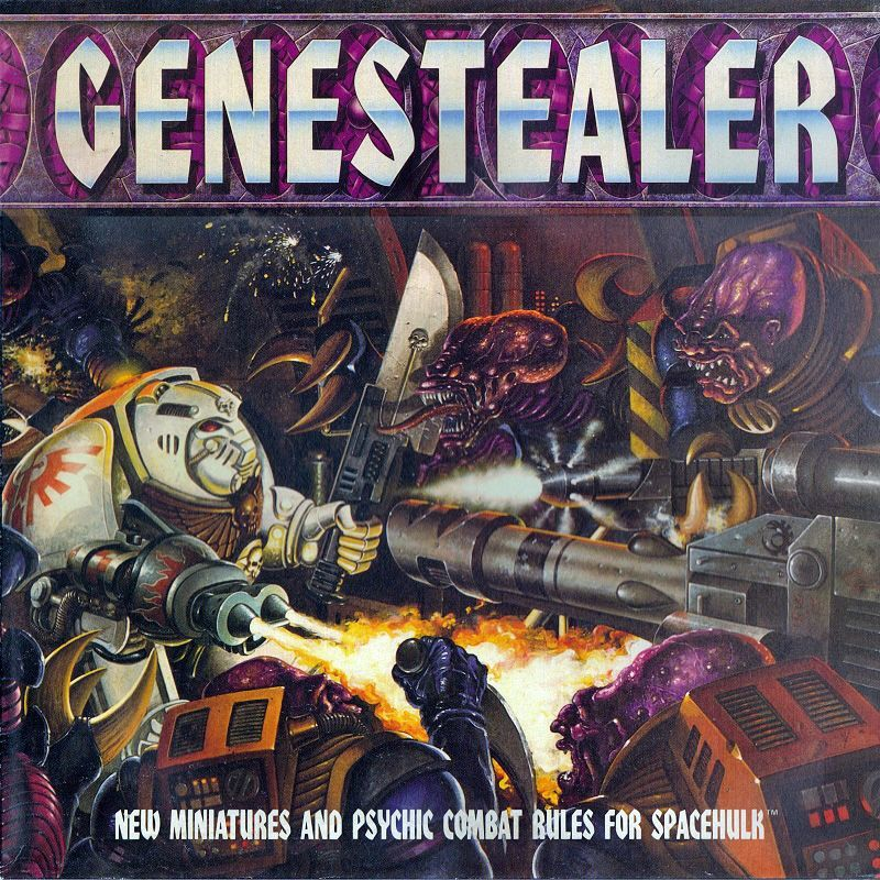 Space Hulk: Genestealer Expansion