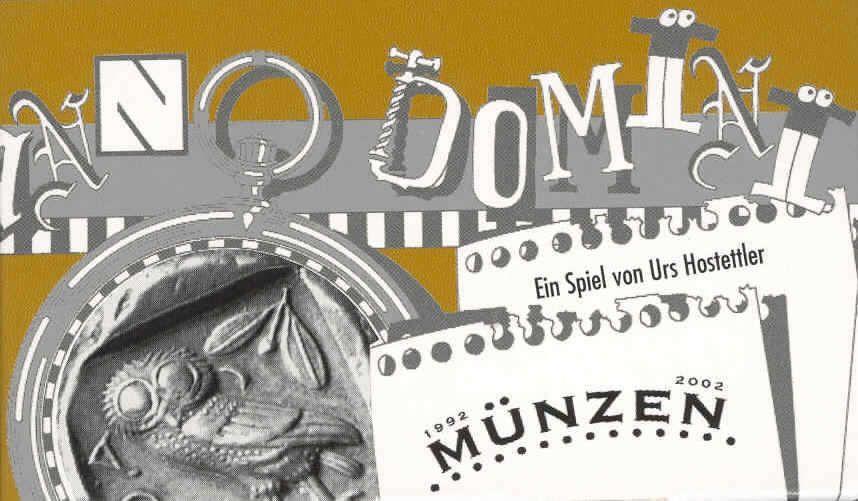 Anno Domini: Münzen