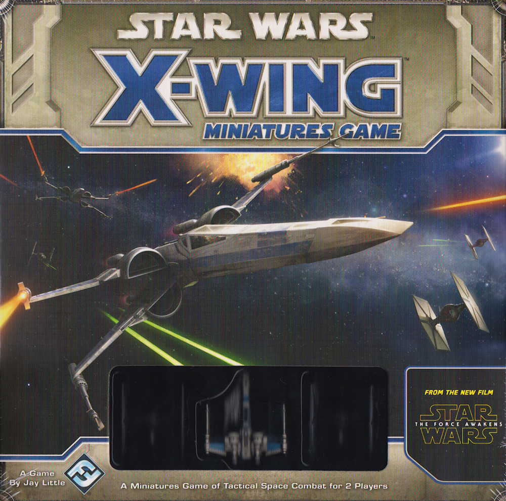 Main image for Star Wars: X-Wing Miniatures Game – The Force Awakens Core Set