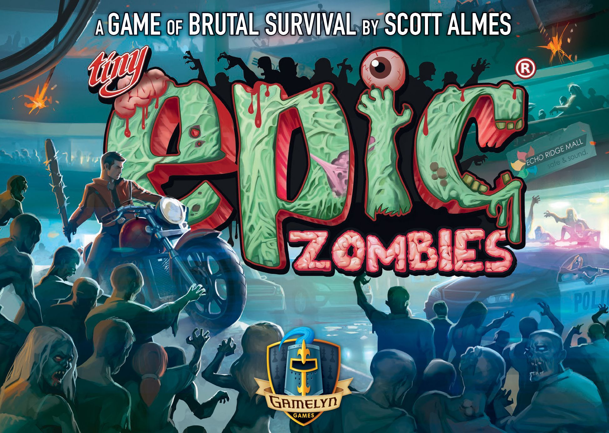Main image for Tiny Epic Zombies