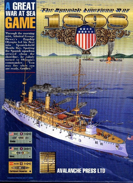 Great War at Sea: 1898, The Spanish American War