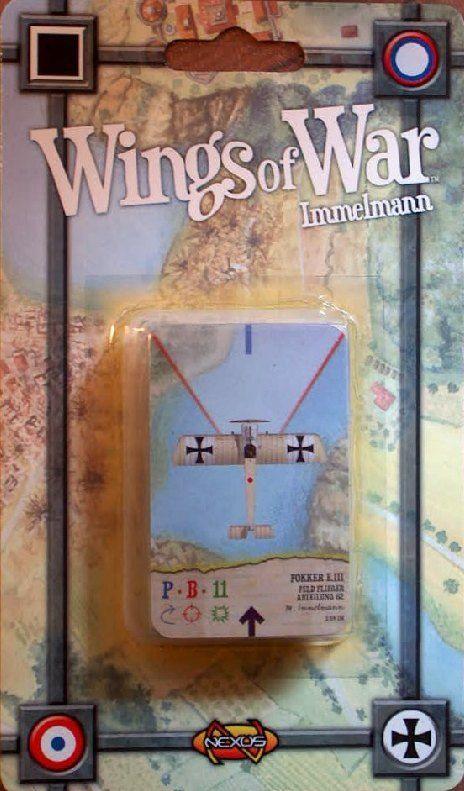Wings of War: Immelmann Booster Pack