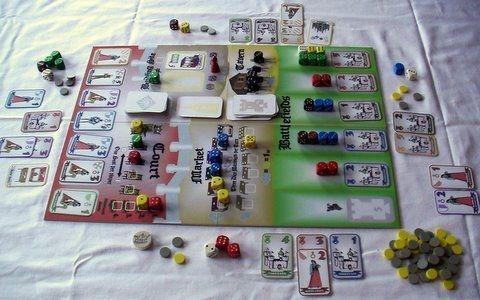 Board Game: Alea Iacta Est
