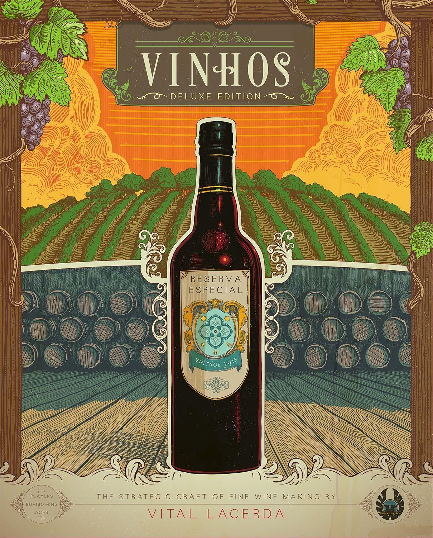 10 juegos de mesa 2016 - Vinhos