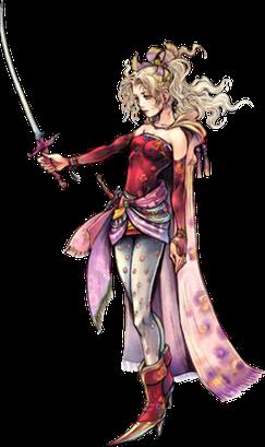 Character: Terra Branford