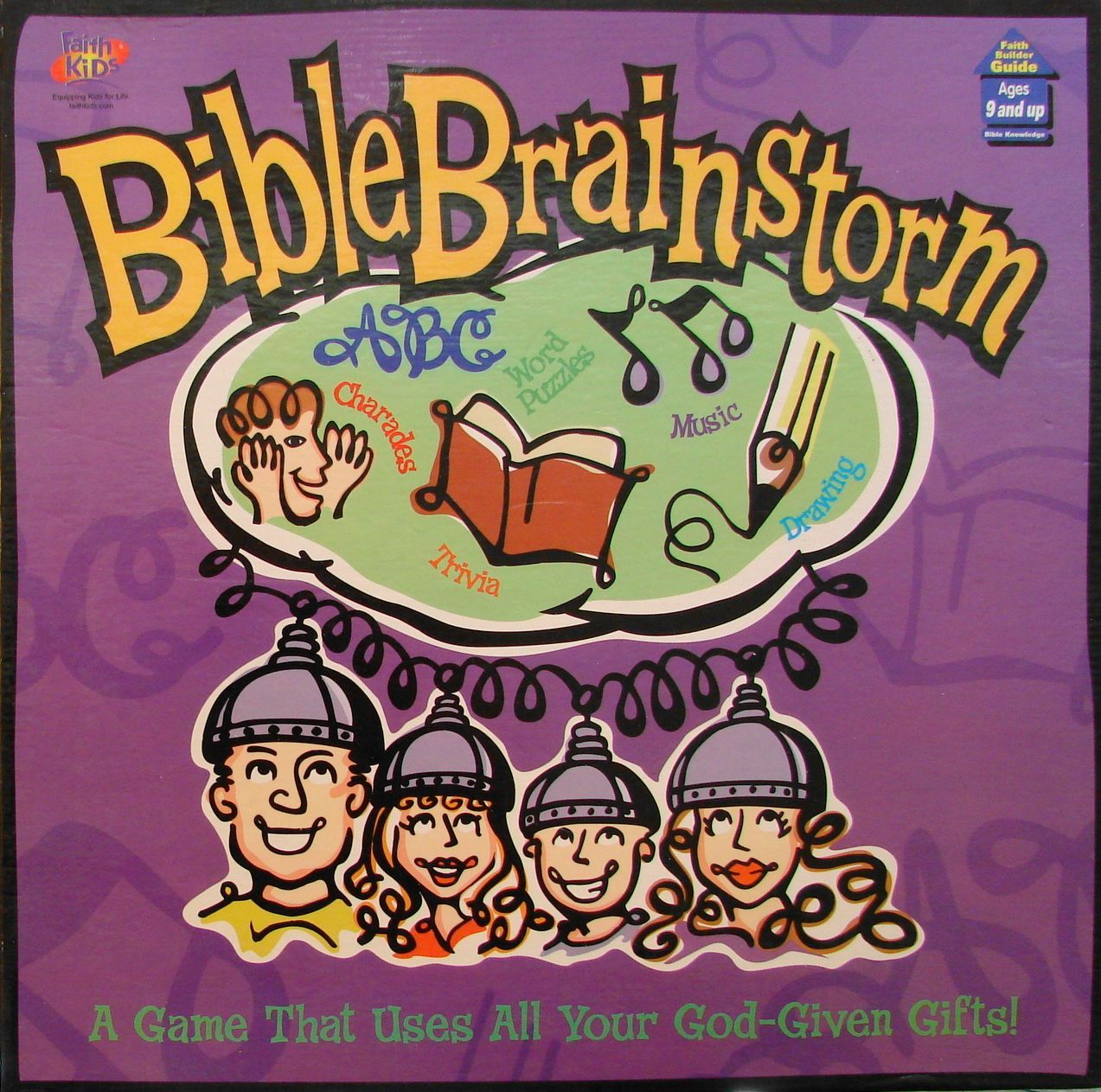 Bible Brainstorm