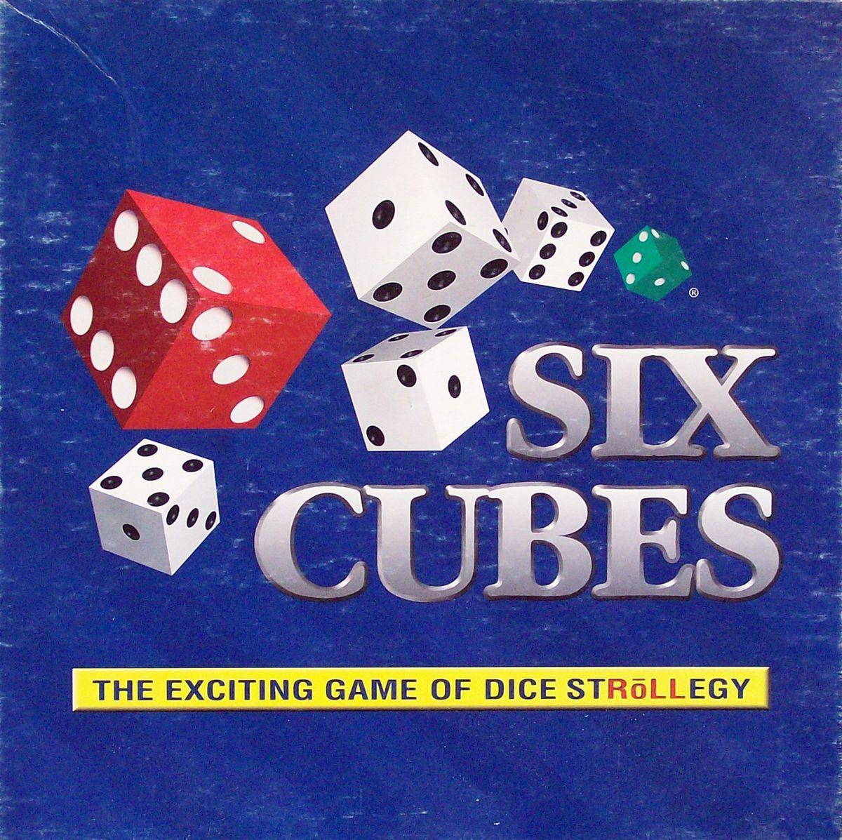 Six Cubes