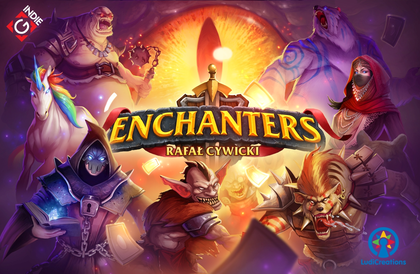 Cover Enchanters