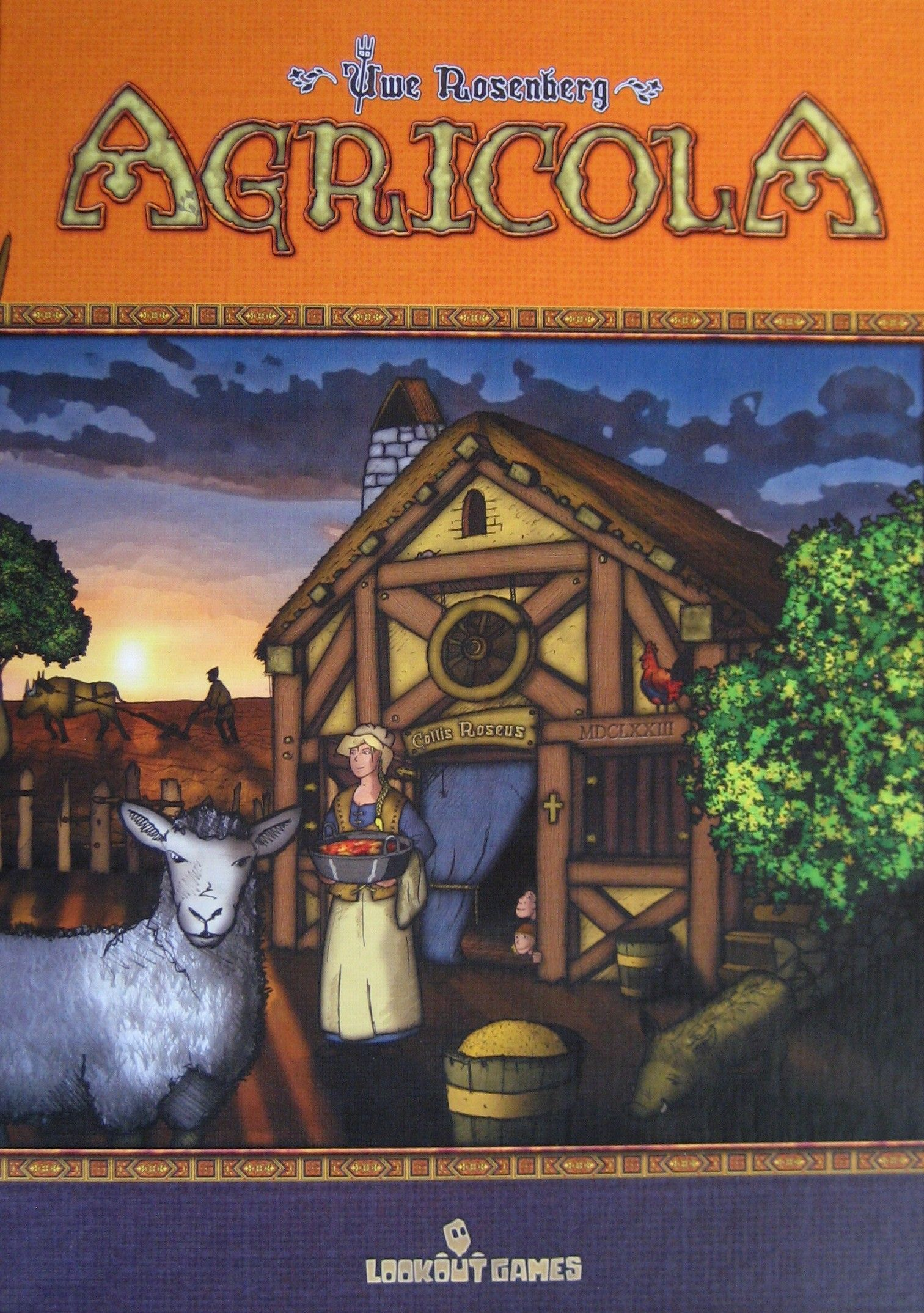 Main image for Agricola