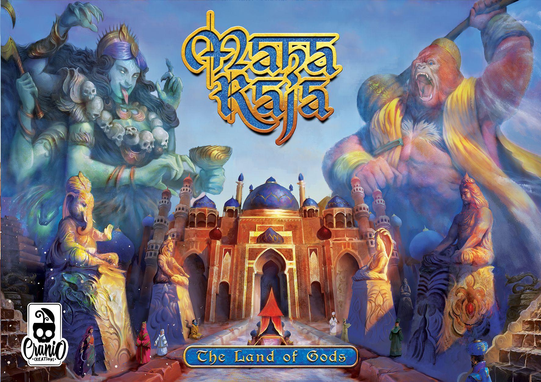 Maharaja - Kickstarter Mayo primera quincena