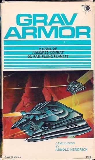 Grav Armor