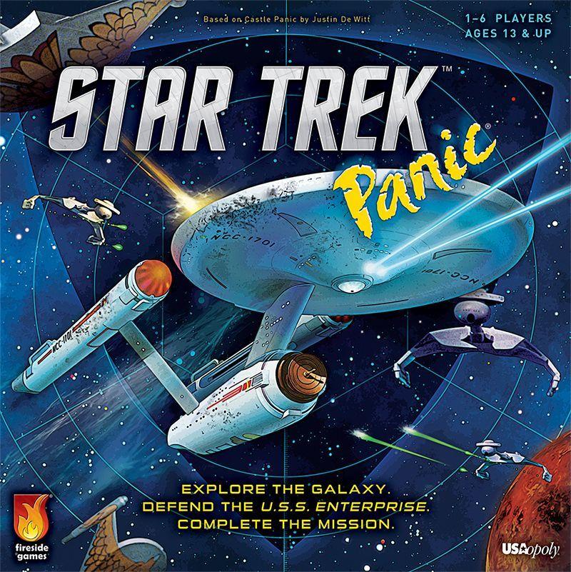 Main image for Star Trek Panic