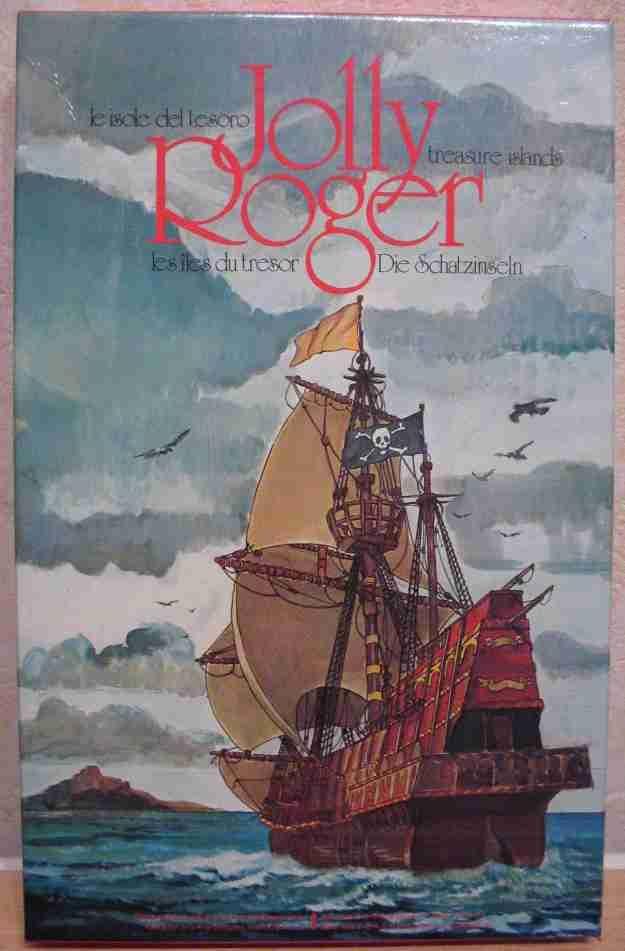 Jolly Roger: Treasure Islands