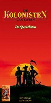De Kolonisten van Catan: De Specialisten