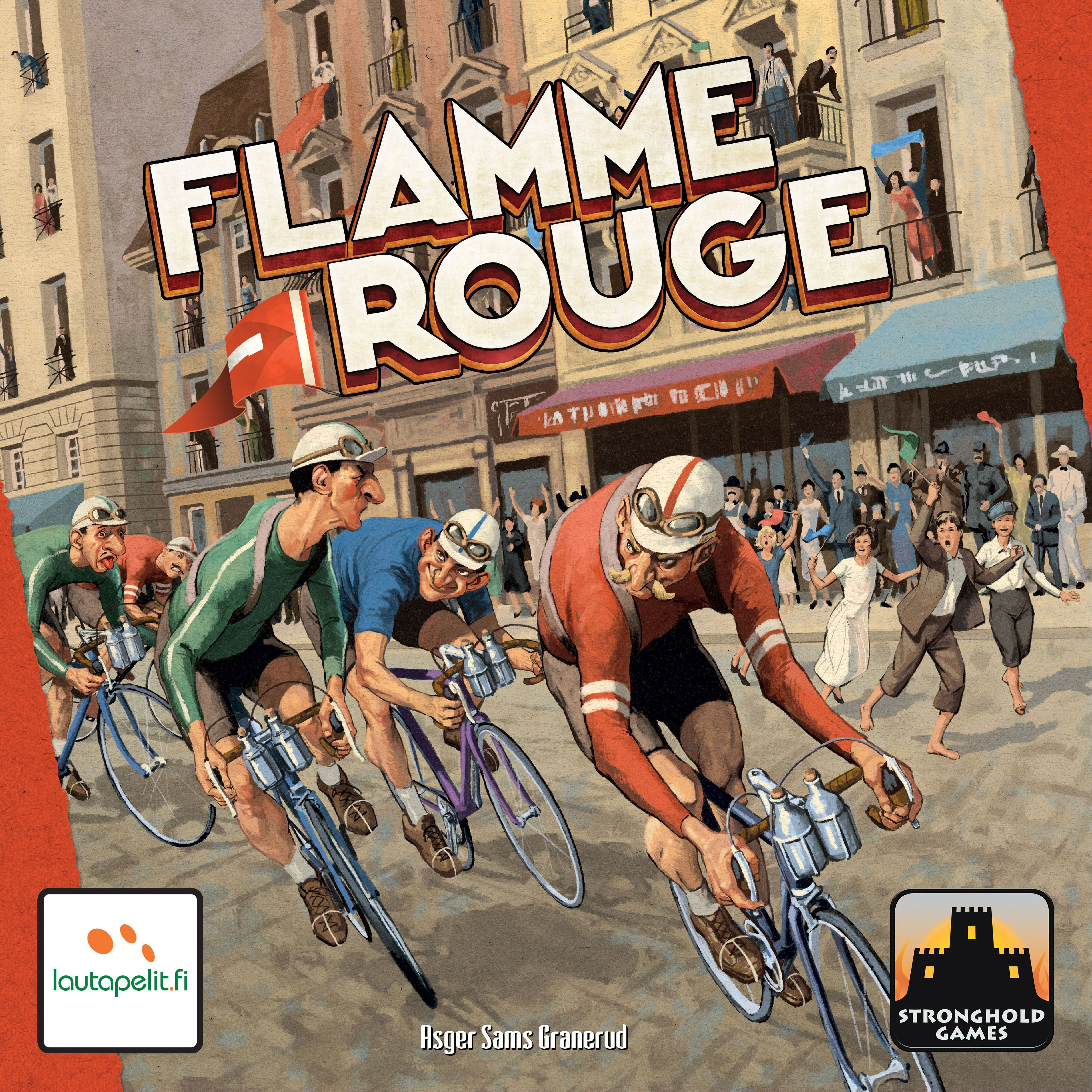 Cover Flamme Rouge