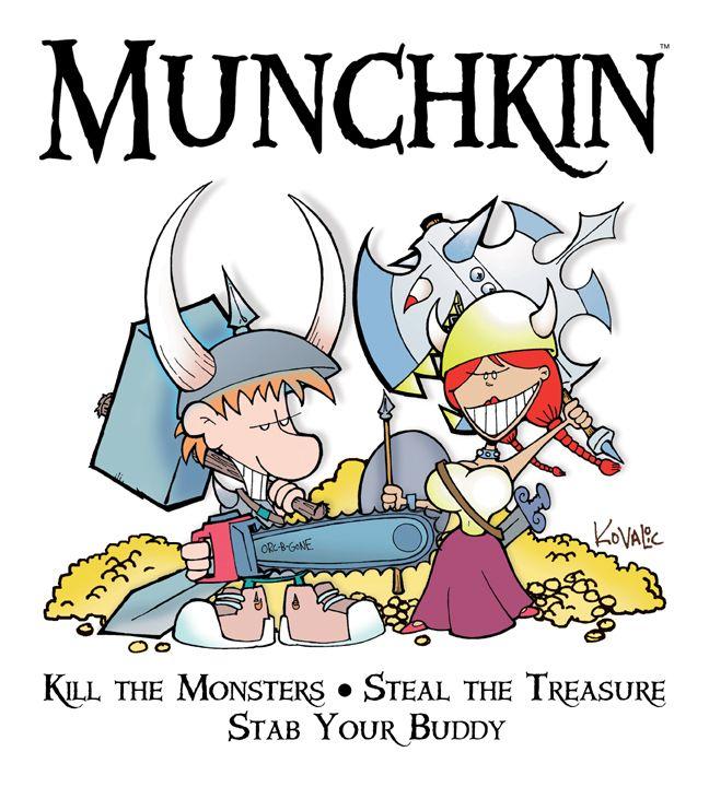 Munchkin Official Shirts