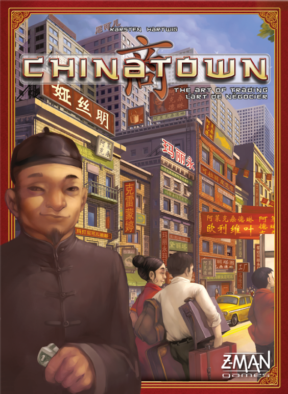 Cover Chinatown