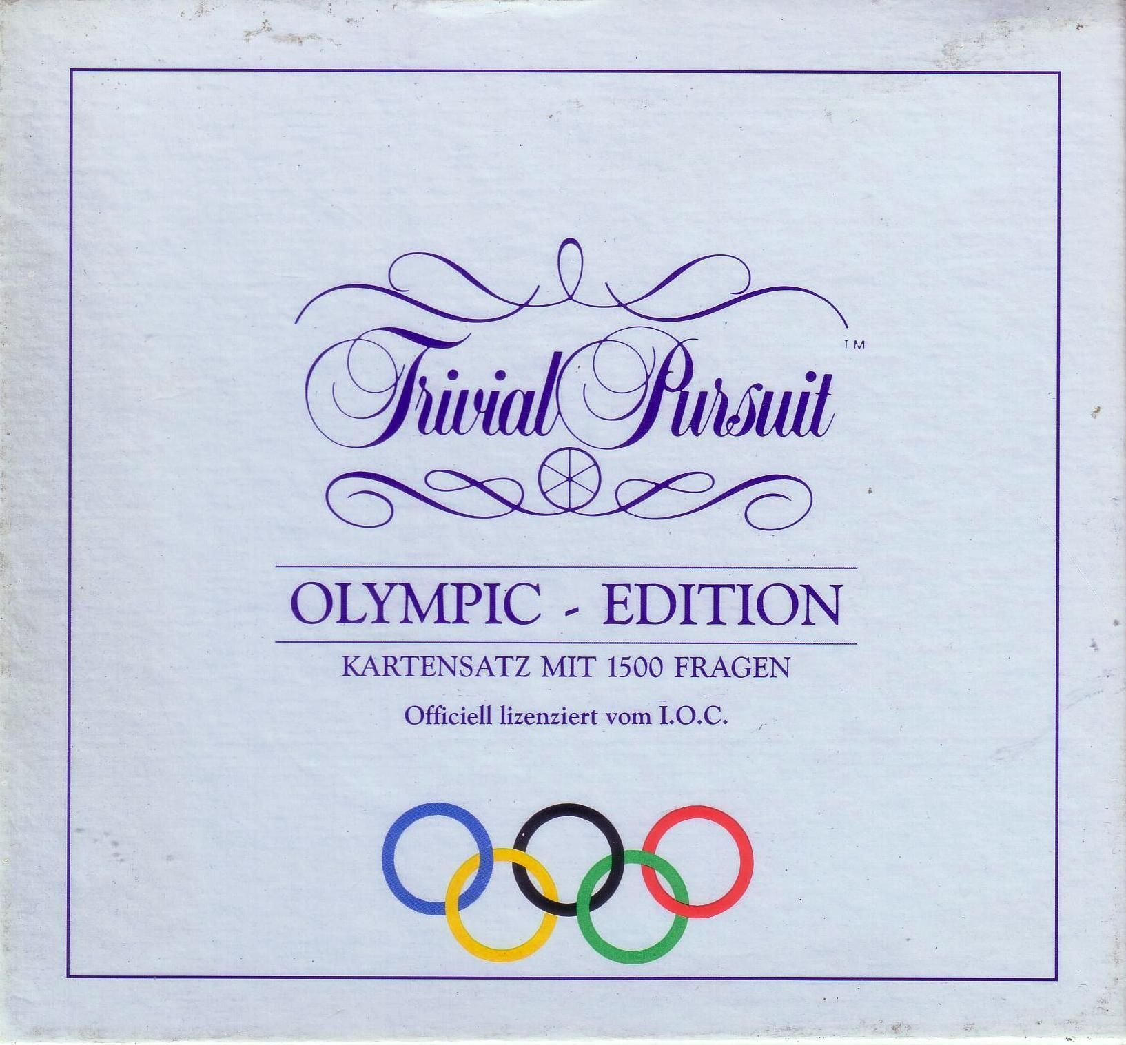 Trivial Pursuit: Olympic Edition