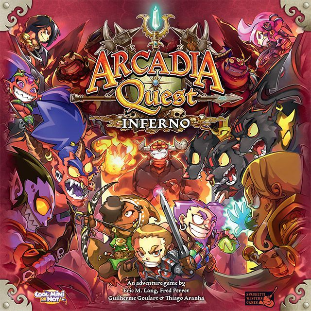Arcadia Quest: Inferno