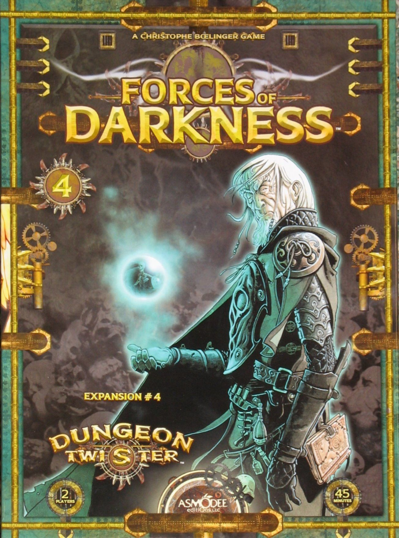 Dungeon Twister: Forces of Darkness
