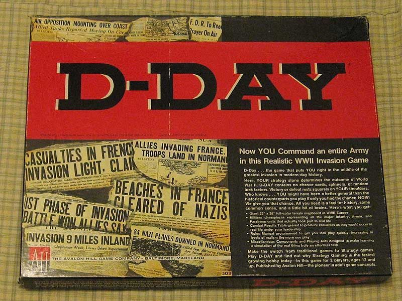 D-Day (3rd edition)