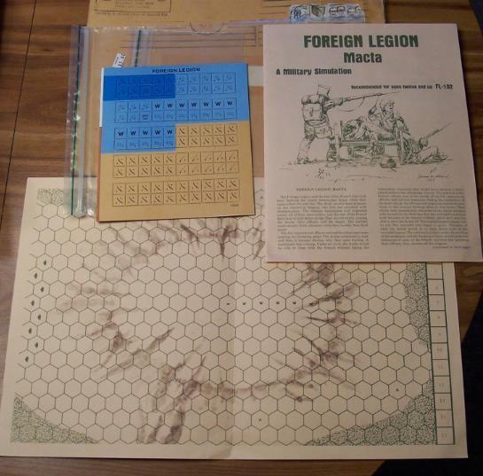 Foreign Legion: Macta