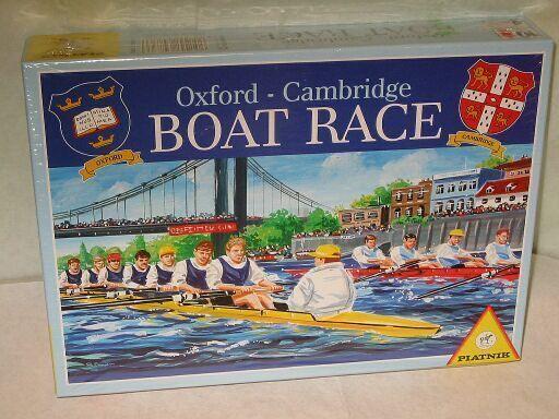 Oxford: Cambridge Boat Race