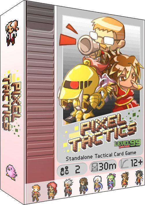 Cover Pixel tactics