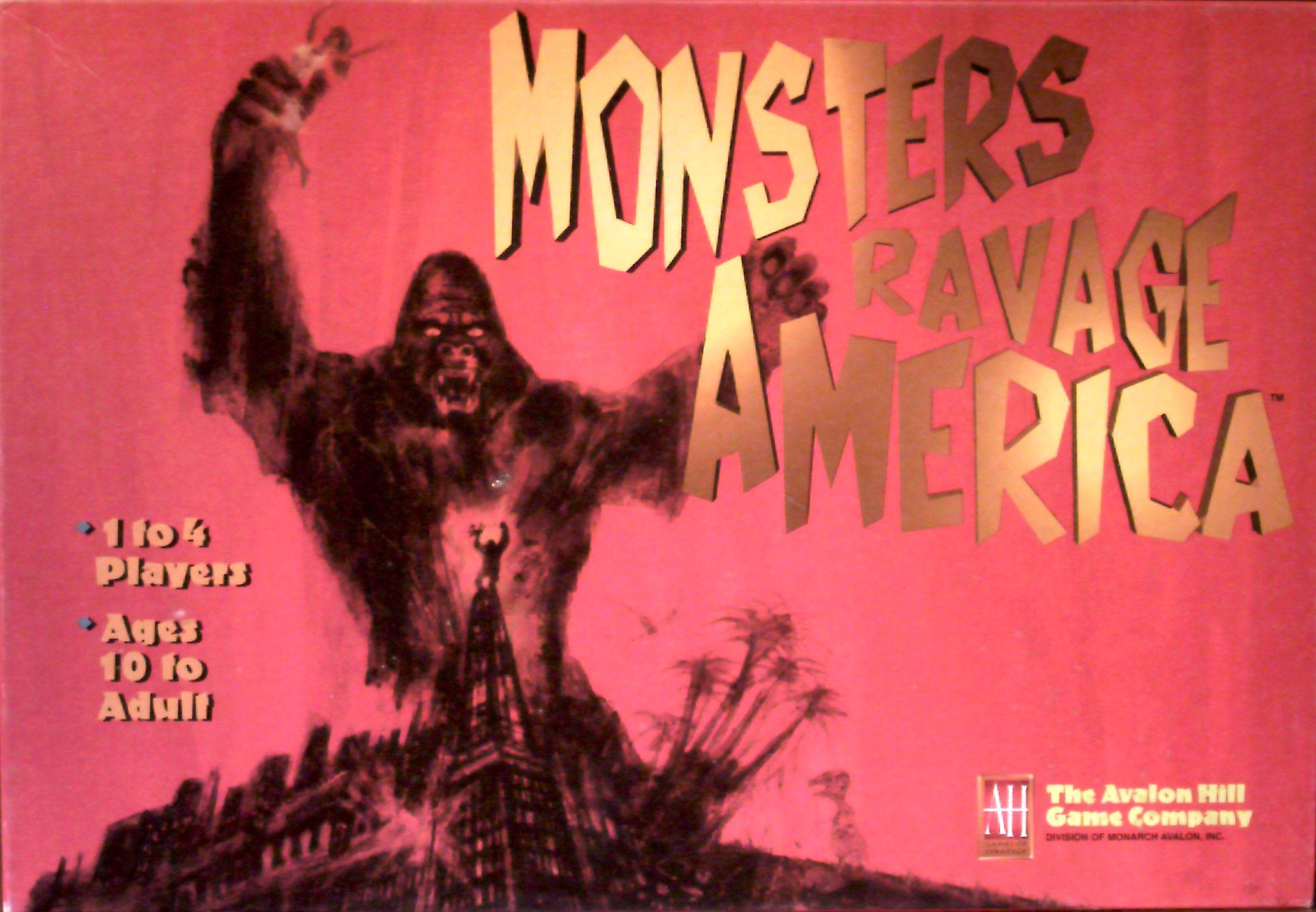 Monsters Ravage America