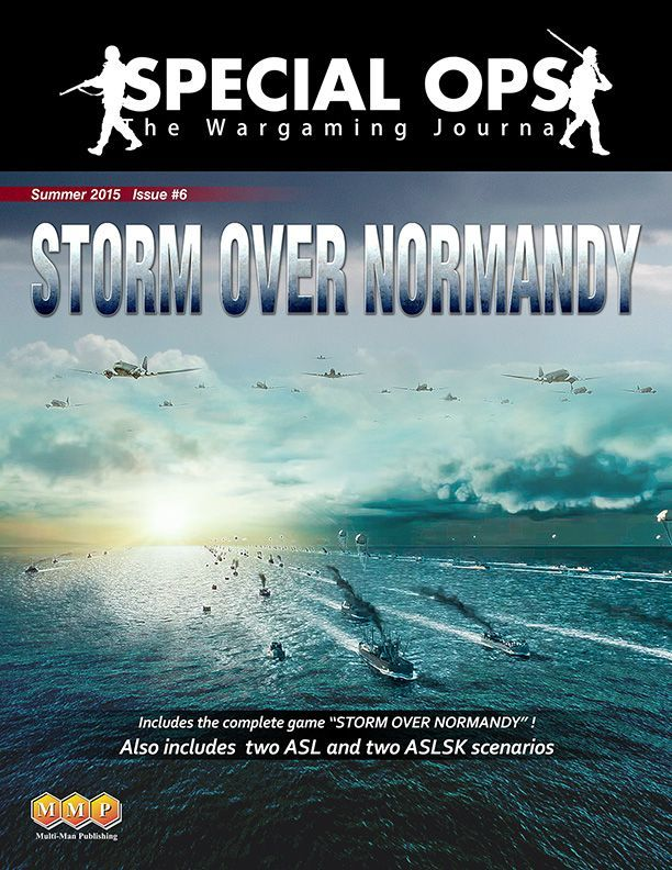 Storm Over Normandy